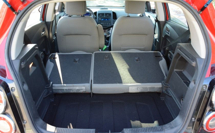 2013 Chevrolet Sonic LS BLUETOOTH COMMANDES AUDIO AU VOLANT #26