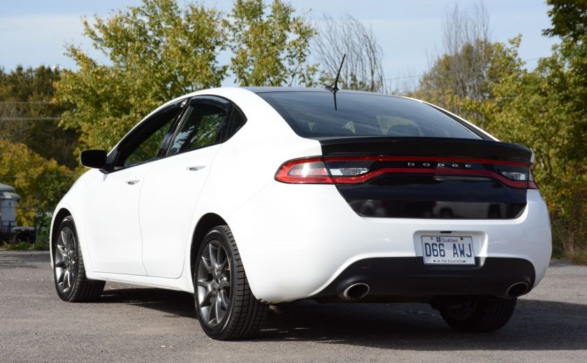 2014 Dodge Dart SXT A/C CRUISE BLUETOOTH ABS MAGS #21