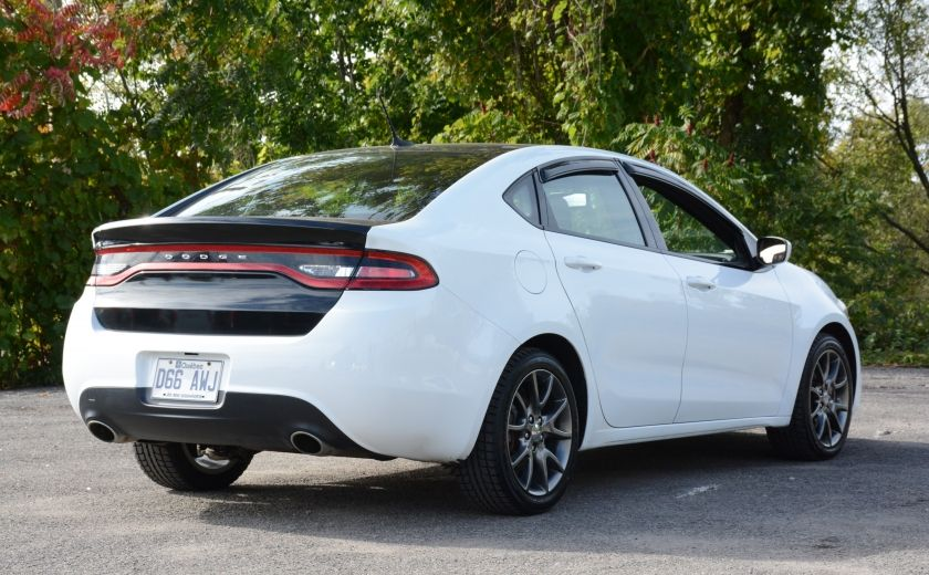 2014 Dodge Dart SXT A/C CRUISE BLUETOOTH ABS MAGS #23