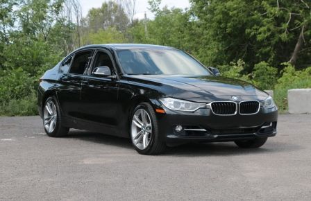 2013 BMW 328I 328i SPORT LINE AUTO TOIT CUIR MAGS BLUETOOTH in Repentigny