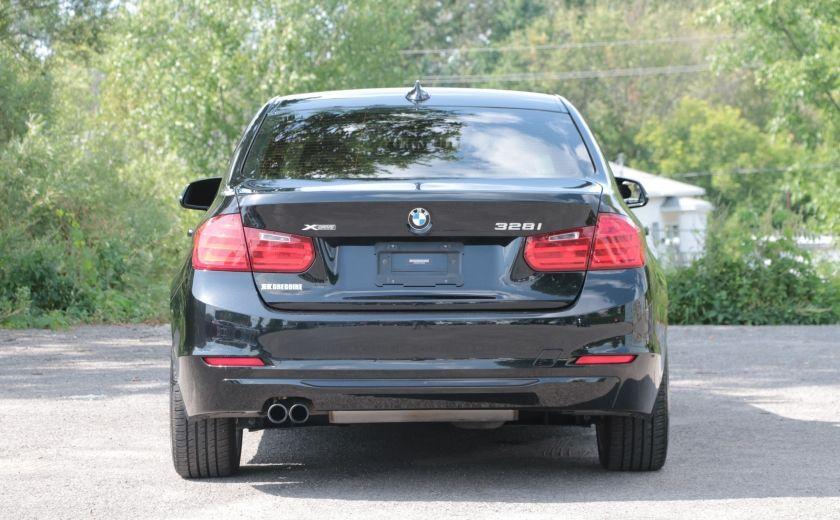 2013 BMW 328I 328i SPORT LINE AUTO TOIT CUIR MAGS BLUETOOTH #5