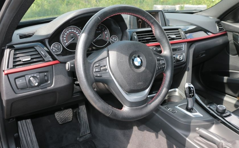 2013 BMW 328I 328i SPORT LINE AUTO TOIT CUIR MAGS BLUETOOTH #8