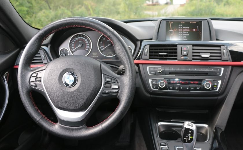 2013 BMW 328I 328i SPORT LINE AUTO TOIT CUIR MAGS BLUETOOTH #14