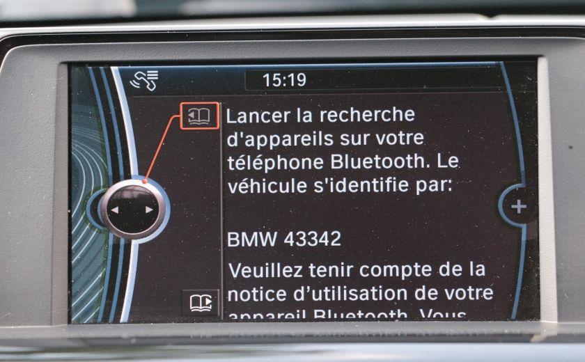 2013 BMW 328I 328i SPORT LINE AUTO TOIT CUIR MAGS BLUETOOTH #18