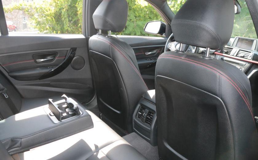 2013 BMW 328I 328i SPORT LINE AUTO TOIT CUIR MAGS BLUETOOTH #22