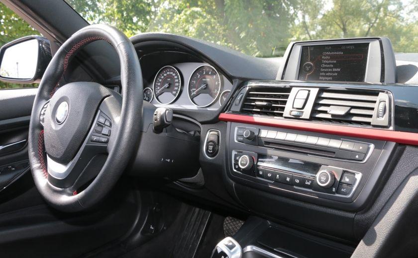 2013 BMW 328I 328i SPORT LINE AUTO TOIT CUIR MAGS BLUETOOTH #25