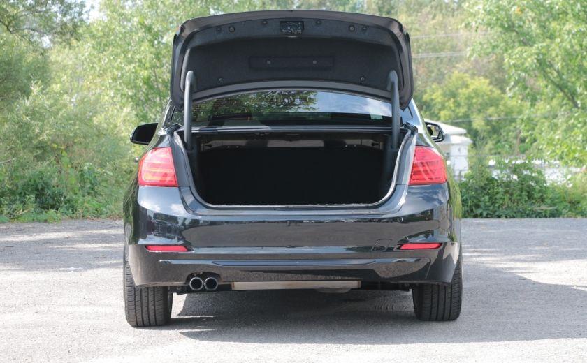 2013 BMW 328I 328i SPORT LINE AUTO TOIT CUIR MAGS BLUETOOTH #29