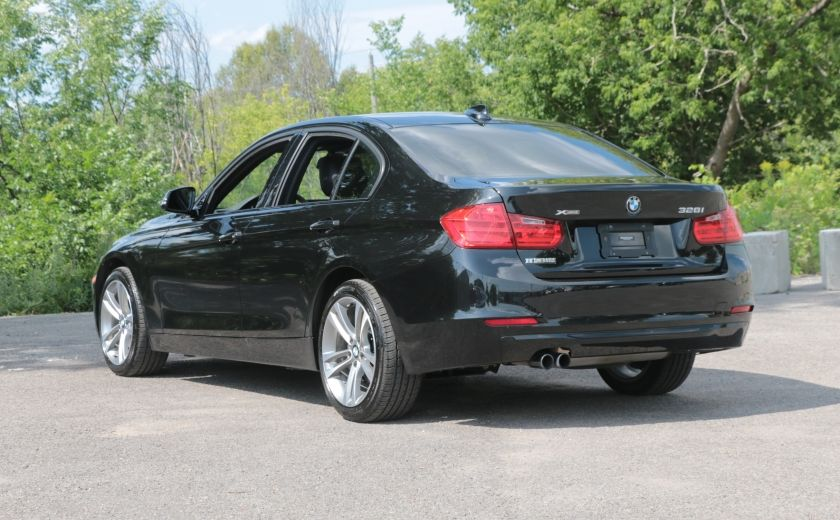 2013 BMW 328I 328i SPORT LINE AUTO TOIT CUIR MAGS BLUETOOTH #4