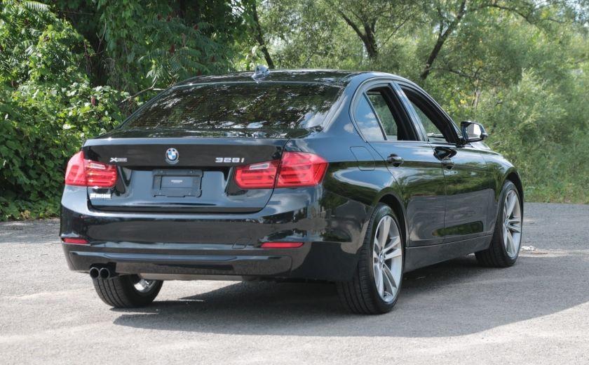 2013 BMW 328I 328i SPORT LINE AUTO TOIT CUIR MAGS BLUETOOTH #6