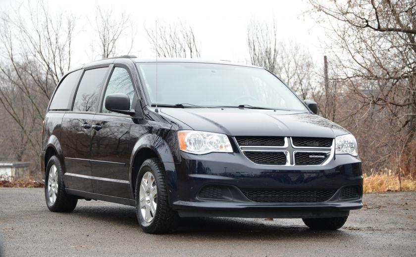 2011 Dodge GR Caravan SE A/C CRUISE SIEGE A COMMANDE ELECTRIQUE ABS #0