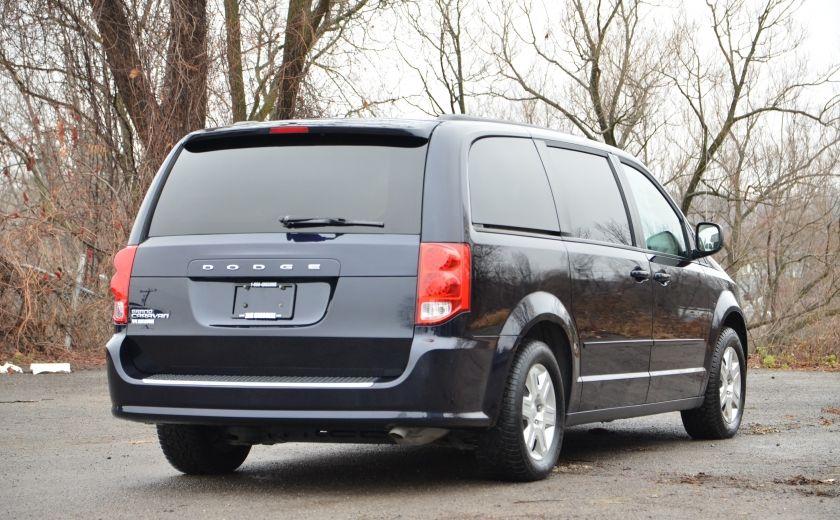 2011 Dodge GR Caravan SE A/C CRUISE SIEGE A COMMANDE ELECTRIQUE ABS #6