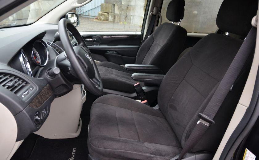 2011 Dodge GR Caravan SE A/C CRUISE SIEGE A COMMANDE ELECTRIQUE ABS #9