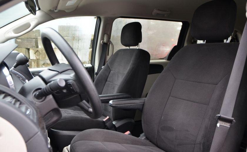 2011 Dodge GR Caravan SE A/C CRUISE SIEGE A COMMANDE ELECTRIQUE ABS #10