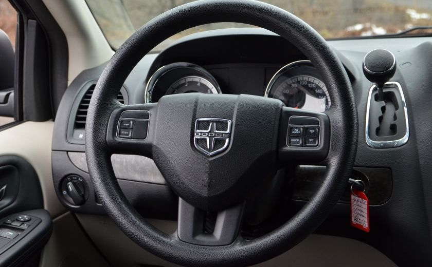 2011 Dodge GR Caravan SE A/C CRUISE SIEGE A COMMANDE ELECTRIQUE ABS #14
