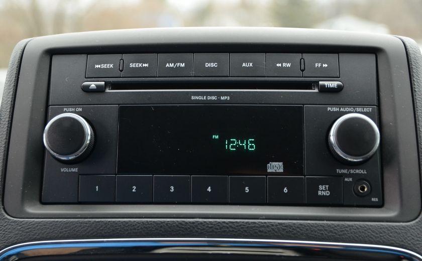 2011 Dodge GR Caravan SE A/C CRUISE SIEGE A COMMANDE ELECTRIQUE ABS #15