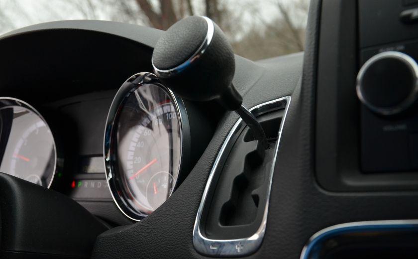 2011 Dodge GR Caravan SE A/C CRUISE SIEGE A COMMANDE ELECTRIQUE ABS #18