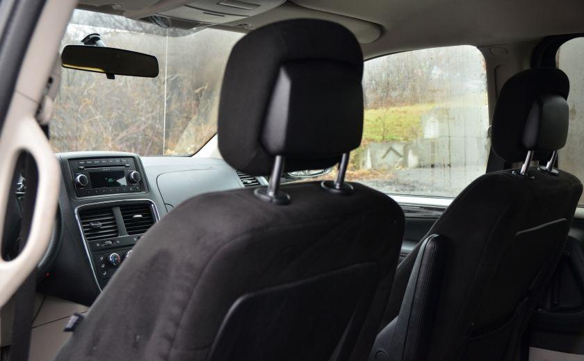 2011 Dodge GR Caravan SE A/C CRUISE SIEGE A COMMANDE ELECTRIQUE ABS #25