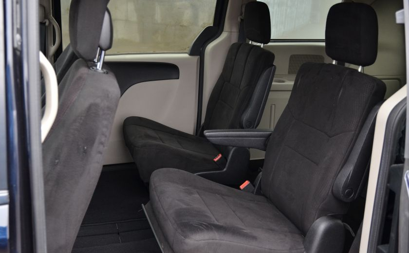 2011 Dodge GR Caravan SE A/C CRUISE SIEGE A COMMANDE ELECTRIQUE ABS #26