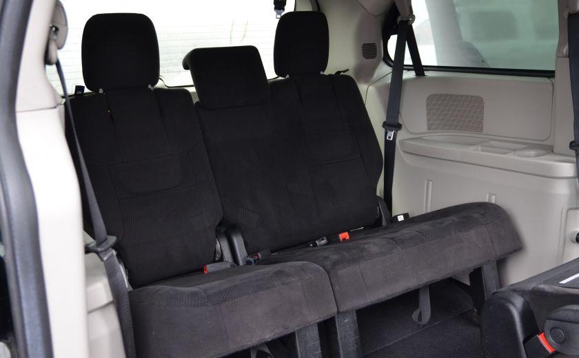2011 Dodge GR Caravan SE A/C CRUISE SIEGE A COMMANDE ELECTRIQUE ABS #32