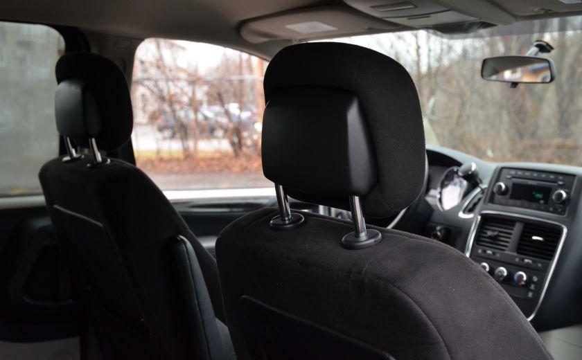 2011 Dodge GR Caravan SE A/C CRUISE SIEGE A COMMANDE ELECTRIQUE ABS #35