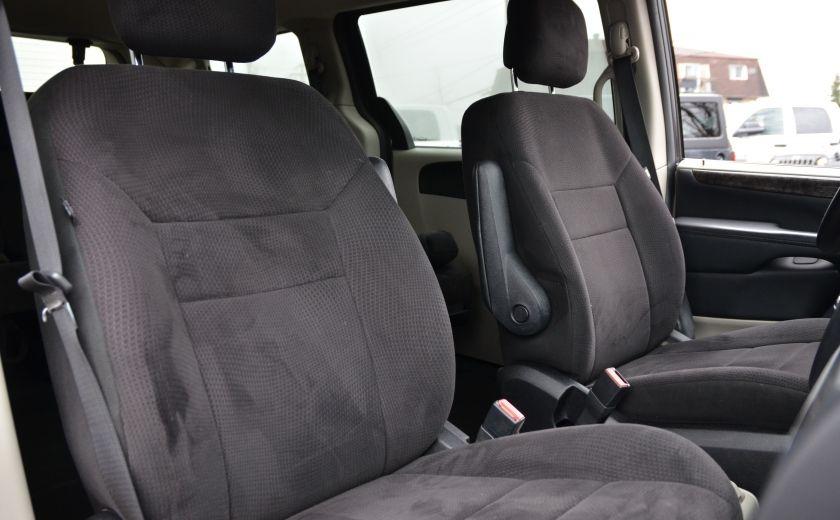 2011 Dodge GR Caravan SE A/C CRUISE SIEGE A COMMANDE ELECTRIQUE ABS #39
