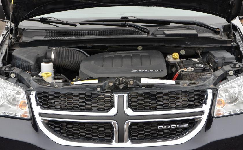 2011 Dodge GR Caravan SE A/C CRUISE SIEGE A COMMANDE ELECTRIQUE ABS #40