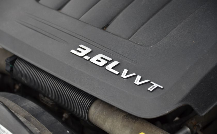 2011 Dodge GR Caravan SE A/C CRUISE SIEGE A COMMANDE ELECTRIQUE ABS #41