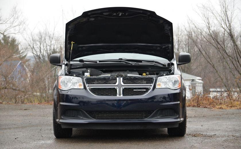 2011 Dodge GR Caravan SE A/C CRUISE SIEGE A COMMANDE ELECTRIQUE ABS #43