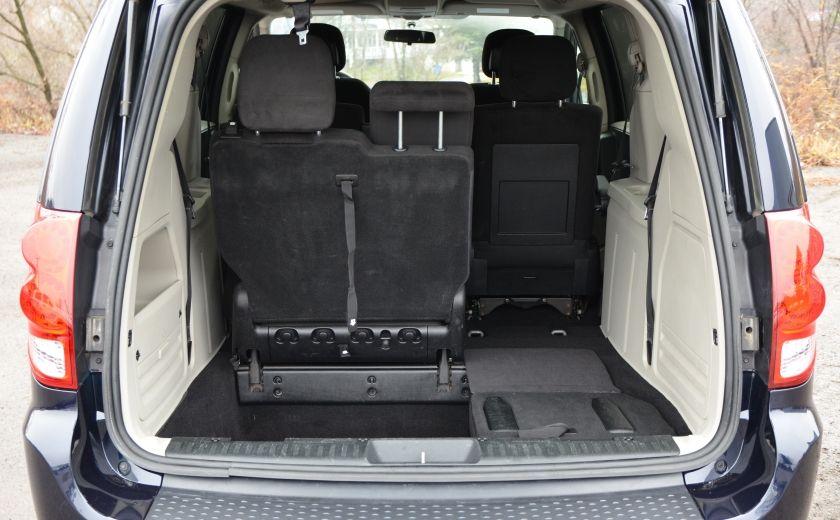 2011 Dodge GR Caravan SE A/C CRUISE SIEGE A COMMANDE ELECTRIQUE ABS #46