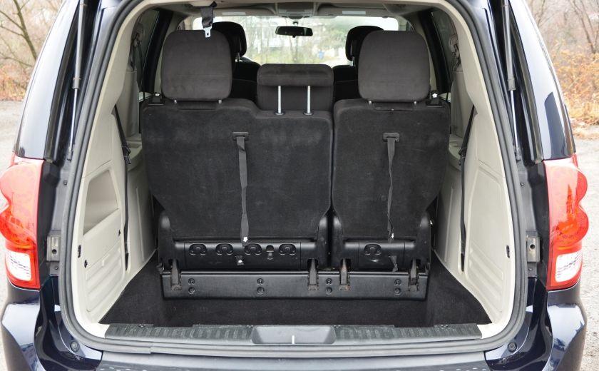 2011 Dodge GR Caravan SE A/C CRUISE SIEGE A COMMANDE ELECTRIQUE ABS #47