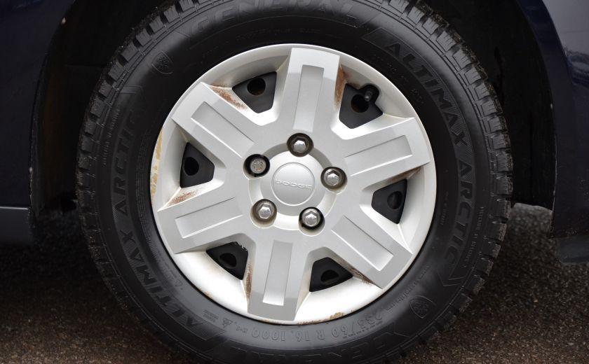 2011 Dodge GR Caravan SE A/C CRUISE SIEGE A COMMANDE ELECTRIQUE ABS #49