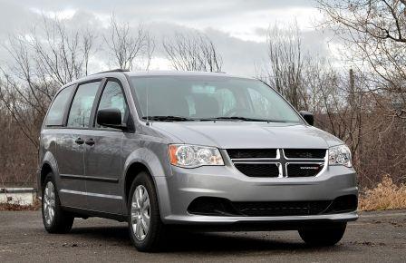 2014 Dodge GR Caravan SXT AIR CLIMATISE BIZONE CRUISE #0
