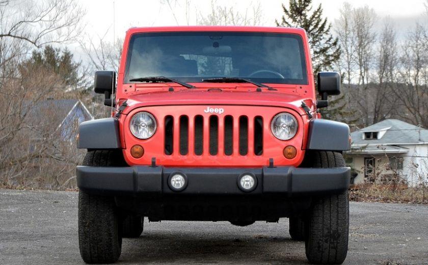 2013 Jeep Wrangler SPORT 2 PORTES 4X4 #1