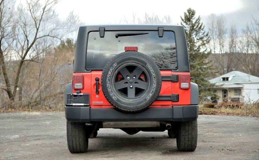 2013 Jeep Wrangler SPORT 2 PORTES 4X4 #5