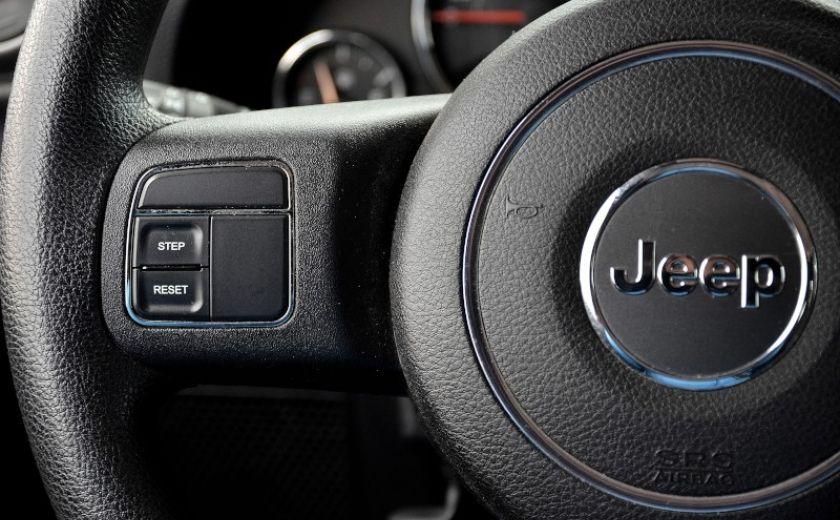 2013 Jeep Wrangler SPORT 2 PORTES 4X4 #14