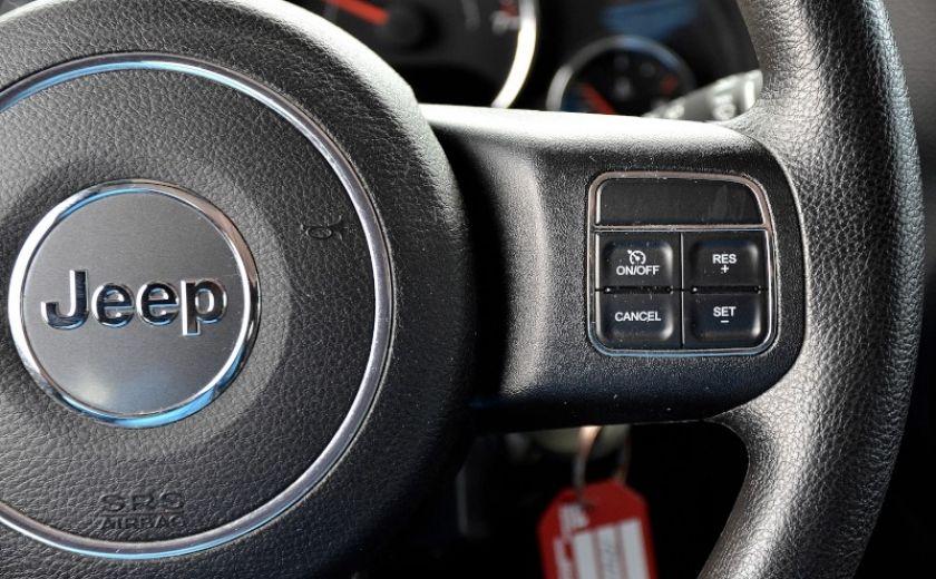 2013 Jeep Wrangler SPORT 2 PORTES 4X4 #15