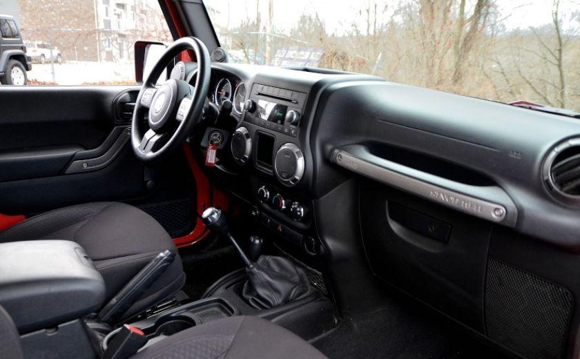 2013 Jeep Wrangler SPORT 2 PORTES 4X4 #22