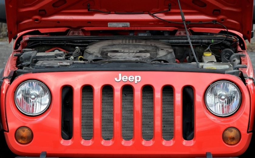 2013 Jeep Wrangler SPORT 2 PORTES 4X4 #26