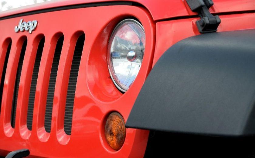 2013 Jeep Wrangler SPORT 2 PORTES 4X4 #30