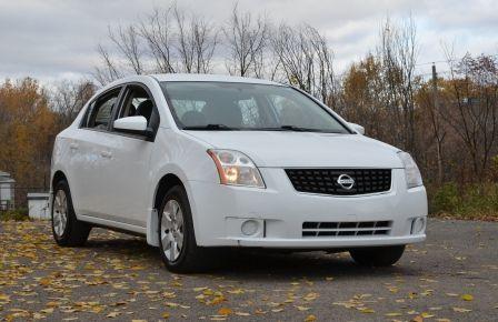 2008 Nissan Sentra 2.0 A/C VITRES PORTES MIROIRS ELECTRIQUE in Saint-Jean-sur-Richelieu