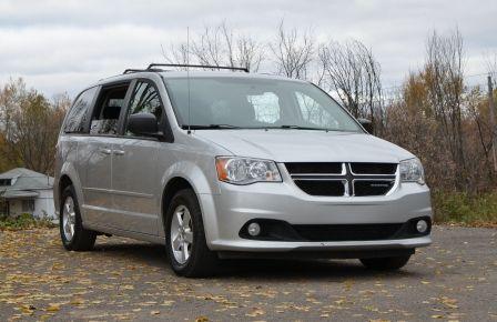 2012 Dodge GR Caravan SXT A/C BIZONE CRUISE ABS  SIEGES STOW N'  GO in Gatineau