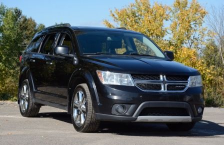 2012 Dodge Journey R/T CUIR TI A/C TOIT in Saguenay
