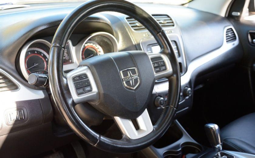 2012 Dodge Journey R/T CUIR TI A/C TOIT #7