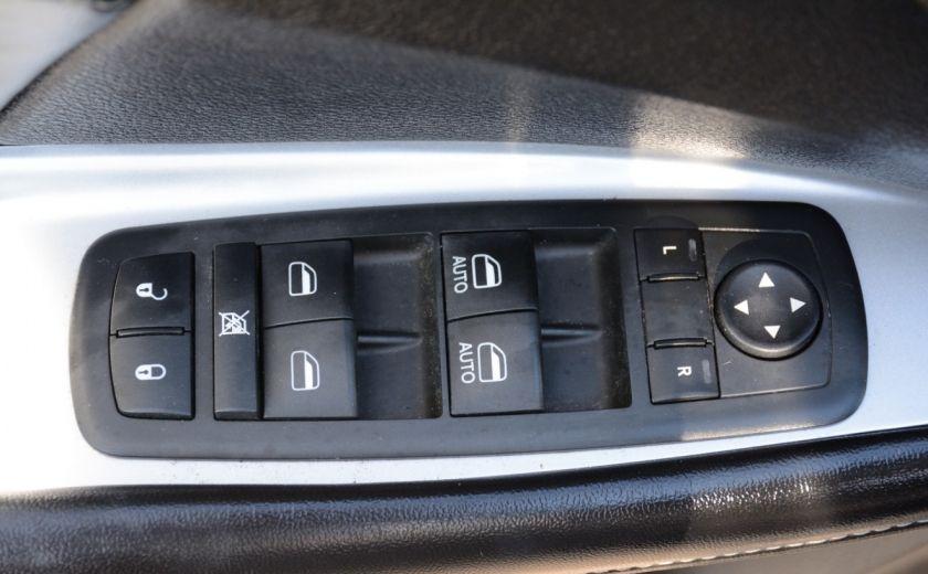 2012 Dodge Journey R/T CUIR TI A/C TOIT #9