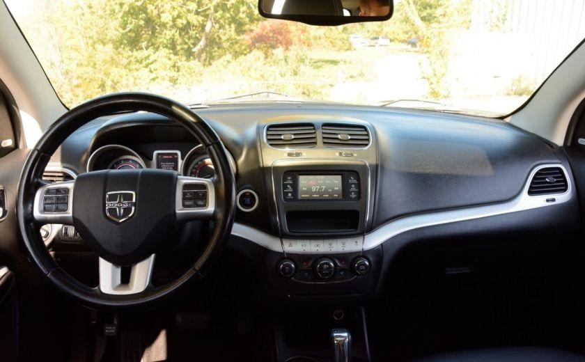 2012 Dodge Journey R/T CUIR TI A/C TOIT #11