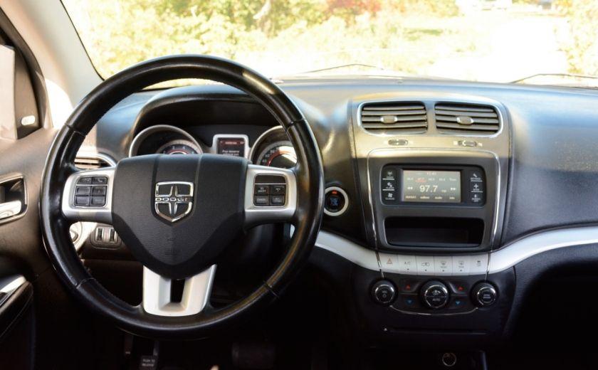 2012 Dodge Journey R/T CUIR TI A/C TOIT #12