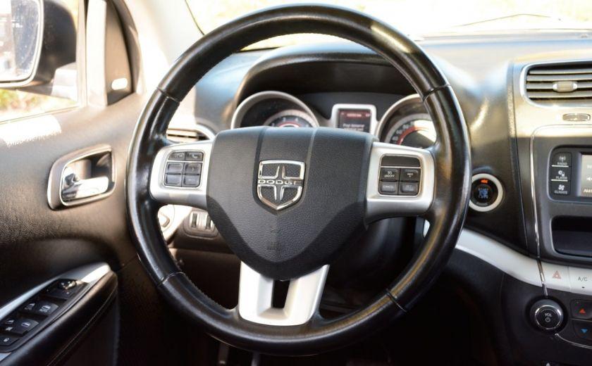 2012 Dodge Journey R/T CUIR TI A/C TOIT #13
