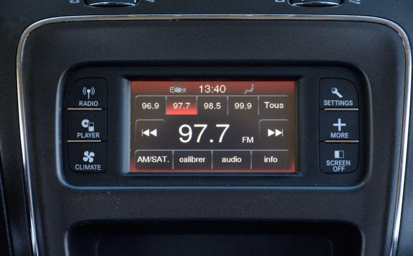 2012 Dodge Journey R/T CUIR TI A/C TOIT #14