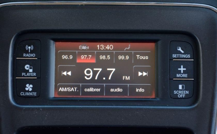 2012 Dodge Journey R/T CUIR TI A/C TOIT #15