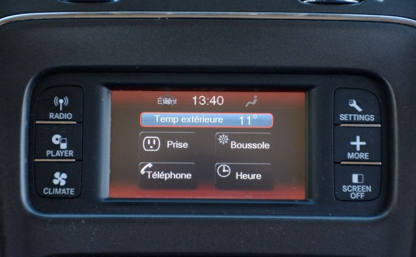 2012 Dodge Journey R/T CUIR TI A/C TOIT #17